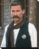 Kurt Russell, Tombstone (1993) Stretched Canvas Print