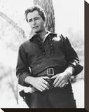 John Derek Stretched Canvas Print