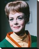June Lockhart, Lost in Space (1998) Stretched Canvas Print
