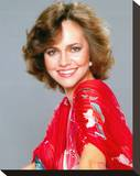 Sally Field Stretched Canvas Print