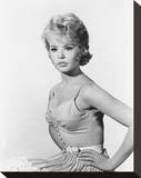 Joey Heatherton Stretched Canvas Print