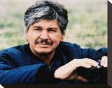 Charles Bronson Stretched Canvas Print