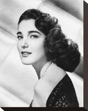 Julie Adams Stretched Canvas Print