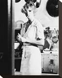 Jessica Lange, The Postman Always Rings Twice (1981) Stretched Canvas Print