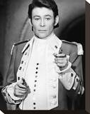 Peter O'Toole, Great Catherine (1968) Stretched Canvas Print
