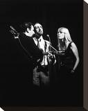 Peter, Paul and Mary Stretched Canvas Print