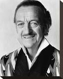 David Niven, Trail of the Pink Panther (1982) Stretched Canvas Print