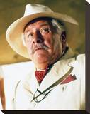 Peter Ustinov, Death on the Nile (1978) Stretched Canvas Print