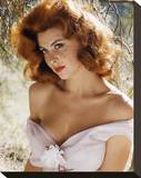 Tina Louise Stretched Canvas Print