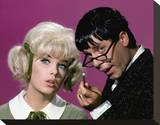 The Nutty Professor (1963) Stretched Canvas Print