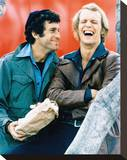 Starsky and Hutch (1975) Stretched Canvas Print
