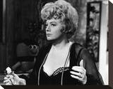 Shelley Winters, Alfie (1966) Stretched Canvas Print