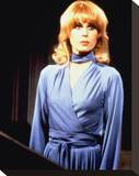 Joanna Lumley, Sapphire and Steel (1979) Stretched Canvas Print