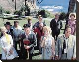 Dorothy Provine, It's a Mad Mad Mad Mad World (1963) Stretched Canvas Print