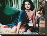 Hedy Lamarr, Samson and Delilah (1949) Stretched Canvas Print