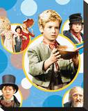 Oliver! (1968) Stretched Canvas Print