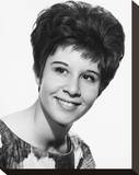 Helen Shapiro Stretched Canvas Print