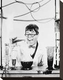 Jerry Lewis, The Nutty Professor (1963) Stretched Canvas Print