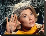Hope Lange, The Ghost & Mrs. Muir (1968) Stretched Canvas Print