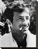 Jean-Paul Belmondo Stretched Canvas Print