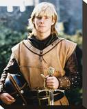 Jason Connery, Robin of Sherwood Stretched Canvas Print