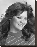 Valerie Bertinelli Stretched Canvas Print