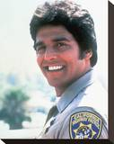 Erik Estrada Stretched Canvas Print