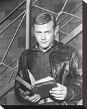 Martin Milner Stretched Canvas Print