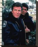 T.J. Hooker (1982) Stretched Canvas Print