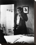 Anthony Perkins, Psycho (1960) Stretched Canvas Print