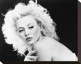 Virginia Madsen Stretched Canvas Print