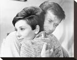 Wait Until Dark (1967) Stretched Canvas Print