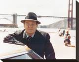 Karl Malden, The Streets of San Francisco (1972) Stretched Canvas Print