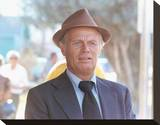 Richard Widmark, Madigan (1972) Stretched Canvas Print