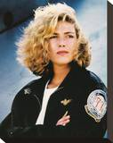 Kelly McGillis, Top Gun (1986) Stretched Canvas Print