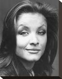Kate O'Mara Stretched Canvas Print