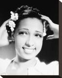 Josephine Baker Stretched Canvas Print