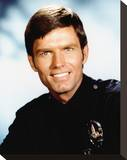 Kent McCord, Adam-12 (1968) Stretched Canvas Print