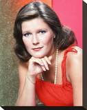 Kate Mulgrew Stretched Canvas Print