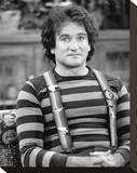 Robin Williams, Mork & Mindy (1978) Stretched Canvas Print