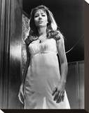 Ingrid Pitt, The Vampire Lovers (1970) Stretched Canvas Print