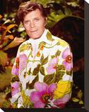 Jack Lord, Hawaii Five-O (1968) Stretched Canvas Print