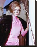 Barbara Bain Stretched Canvas Print