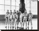 The Right Stuff (1983) Stretched Canvas Print