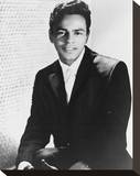 Johnny Mathis Stretched Canvas Print
