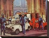 The Italian Job (1969) Stretched Canvas Print