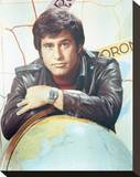 James Farentino, Cool Million (1972) Stretched Canvas Print