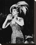 Barbra Streisand, Funny Girl (1968) Stretched Canvas Print