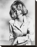 Susannah York Stretched Canvas Print