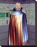 Brian Blessed, Space: 1999 (1975) Stretched Canvas Print